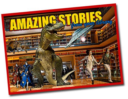 Credo Amazing Stories